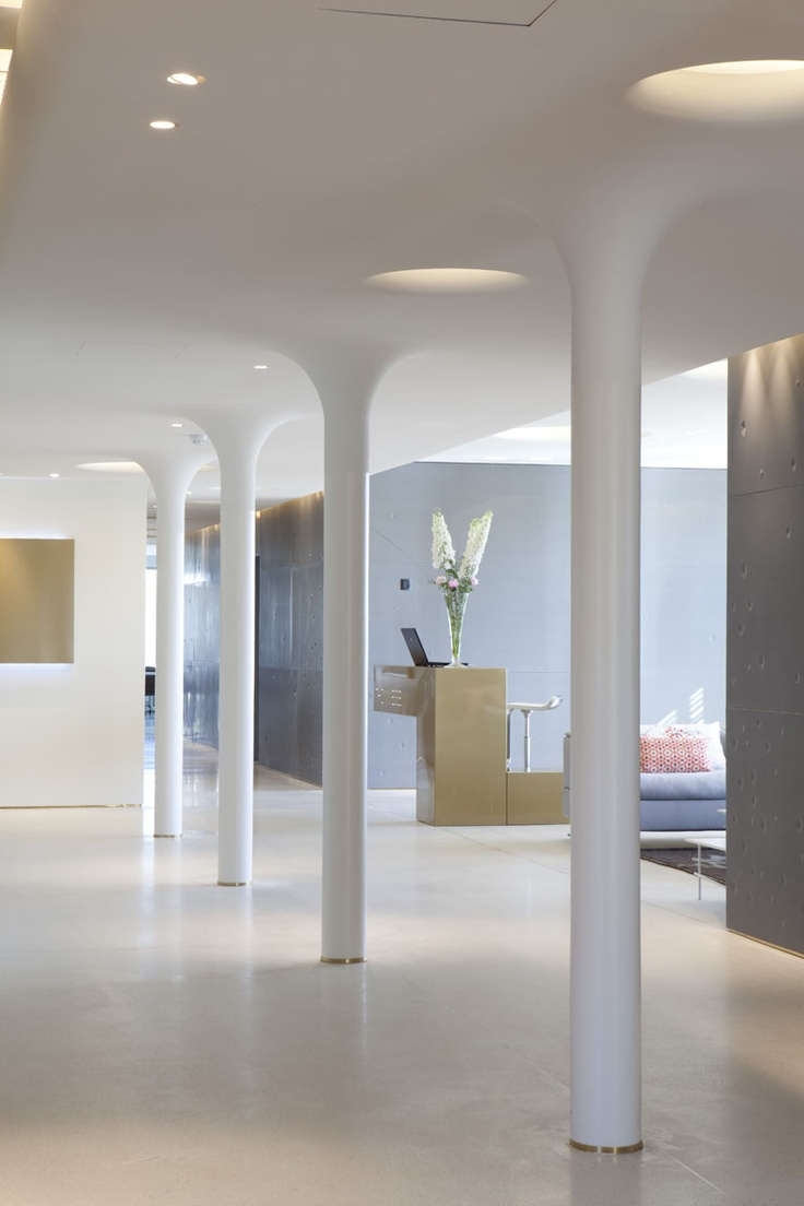 Architectural columns interior fiberglass columns for Architectural columns interior