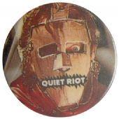 Quiet Riot - 'Metal Health' Button Badge