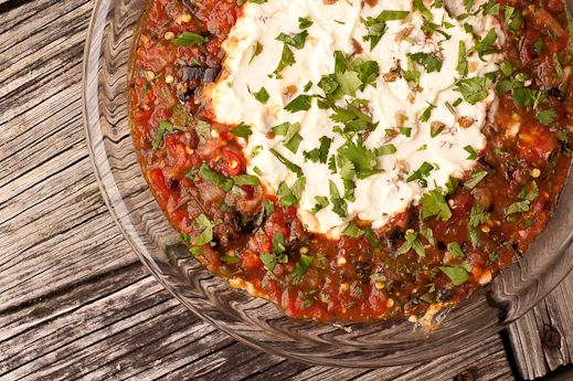 Roasted Jalapeno Tomato Salsa Baked Goat Cheese..... and so many other ...