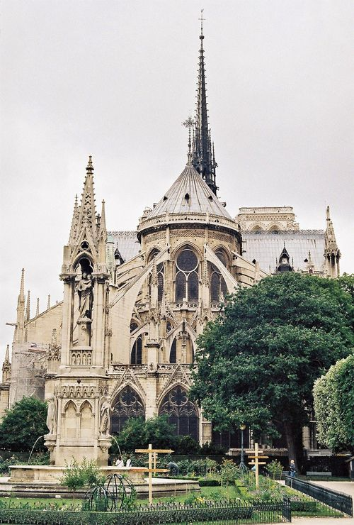 Notre Dame, Paris, France  Can you imagine how awesome this is standing right in front of it?