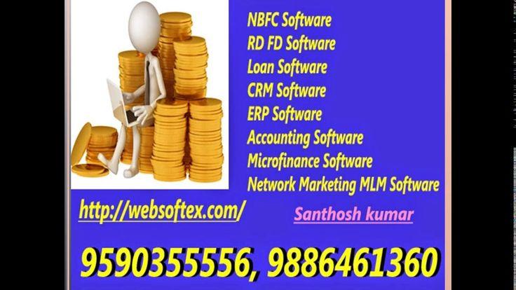 Custom Software, Core Banking, Loan Calculator, Nidhi Gold, Business Loan