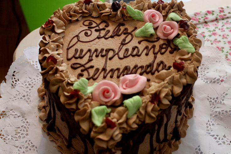 https://flic.kr/p/Nz5GL6 | Torta de cumpleaños | www.omigretchen.de de La Unión, Chile