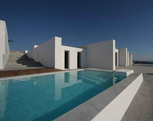 Modern Greek Architecture architecture modern houses - hypnofitmaui
