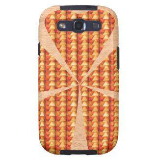 Crystel Beads Golden Flower Love Romance fun GIFT Samsung Galaxy S3 Cases