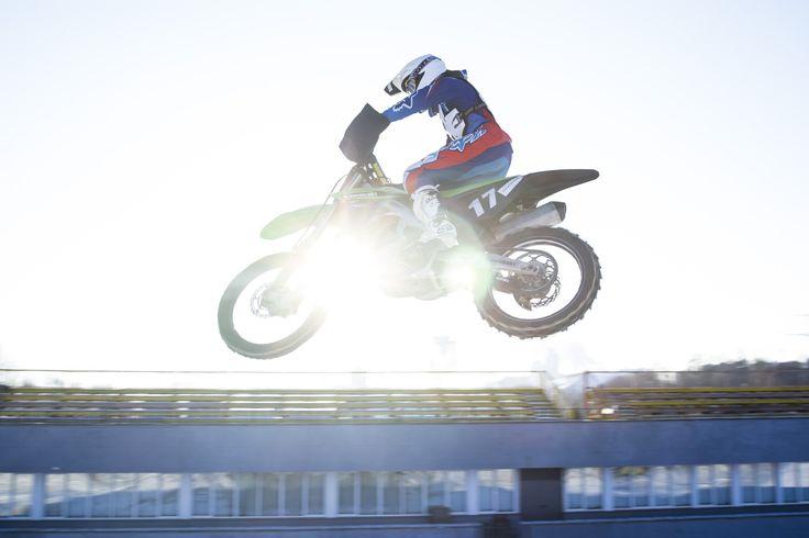 Winter ride from Russia rider: Pavel Dolenko photo: Masha Taraskina