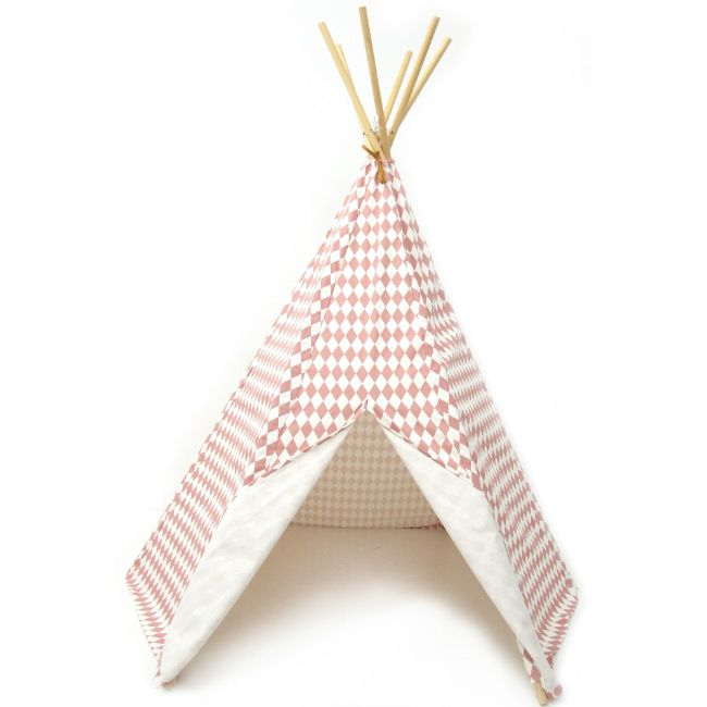 Indiantält Tipi Arizona Rosa