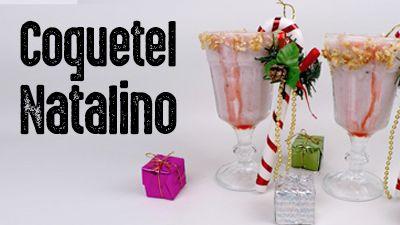 Aprenda a fazer o Coquetel Natalino. Receita completa no site.