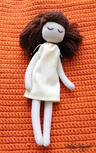 Kasia  #handmadedoll #handmade #doll #poland #lalka