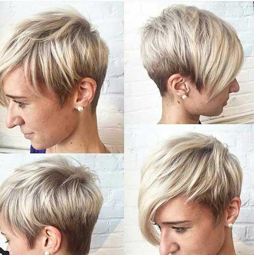nice 40 + best short hairstyles // #Best #Hairstyles #Short