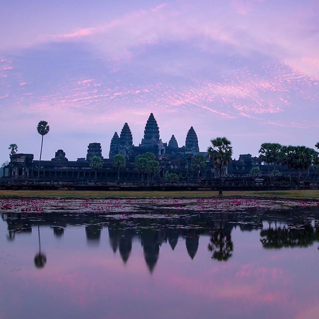 #ankorwat #dawn #travel #editorial #photography #southeastasia #cambodia #devine