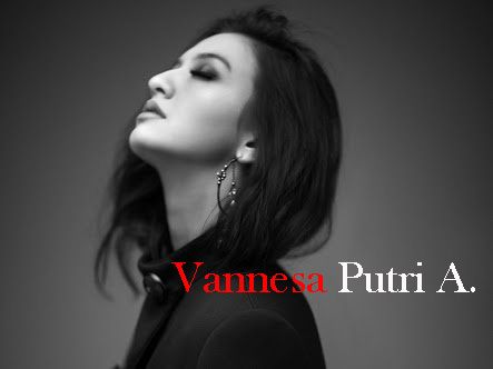 Just for fiction Raline Shah as Vannesa Putri A.