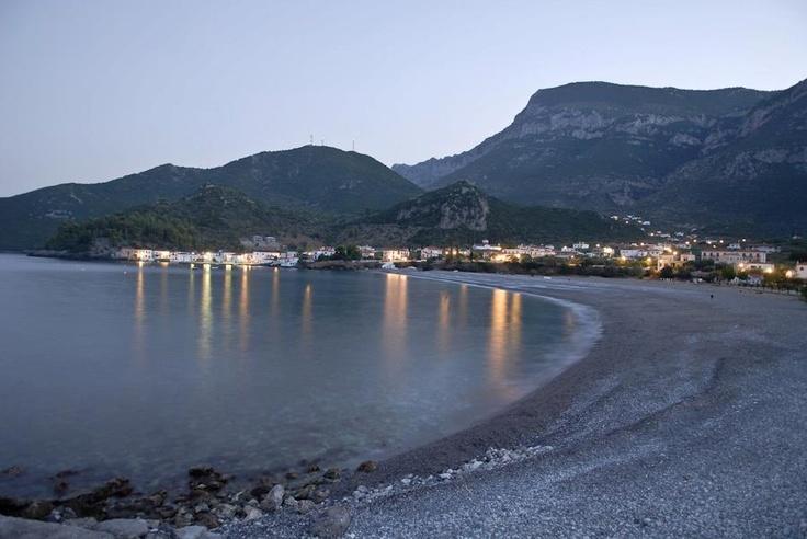 Kyparissi Lakonia Greece
