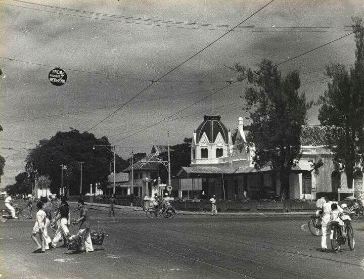 Balai Pemuda circa 1950