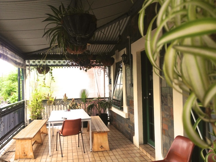 'My Place' Backpackers. Great city location in Adelaide.