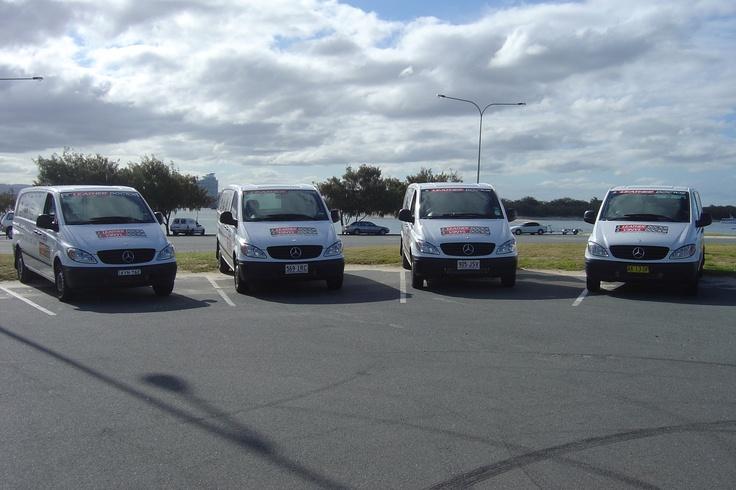 Gold Coast vans