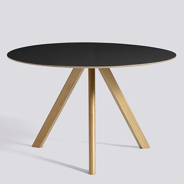 Image result for round table black