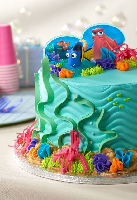 finding dory cake - Google Search | One Stop Kids Party ...