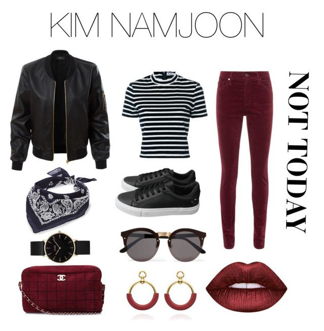 Kim Namjoon NOT TODAY Inspired Outfit ~