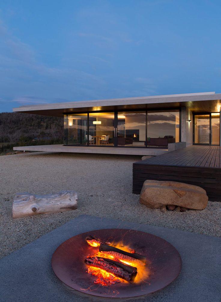 Dun Alley House - Australia by Stuart Tanner Architects