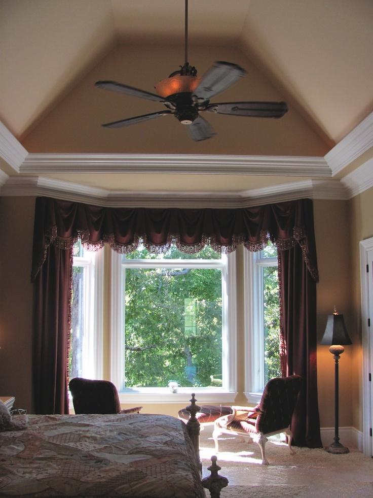 45 best raised ceilings images on pinterest home ideas for Raised bedroom ceiling