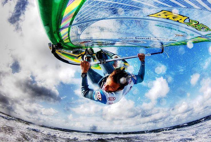 Ricardo Campello...windsurf