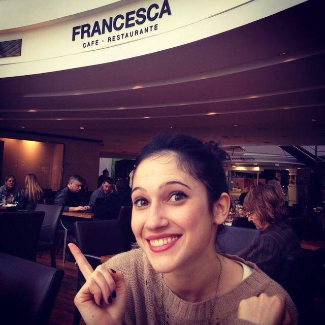 Lodo im Café Francesca