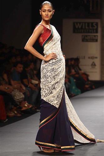 Manish Malhotra at Wills India Fashion Week 2013