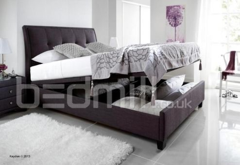 24 best Ottoman Beds images on Pinterest   Ottoman bed, 3/4 beds and ...