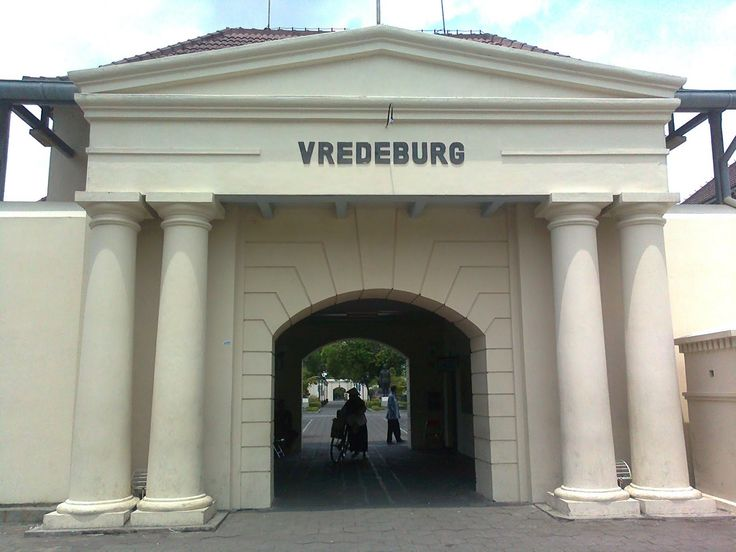 Vredeburg Fortress Museum