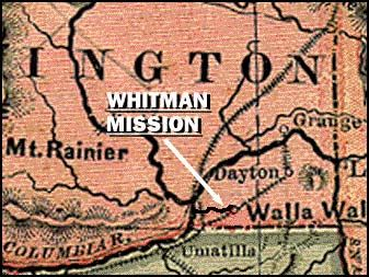 Marcus Whitman Mission