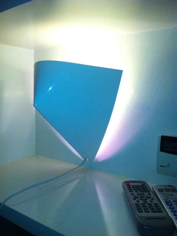 LED wandarmatuur