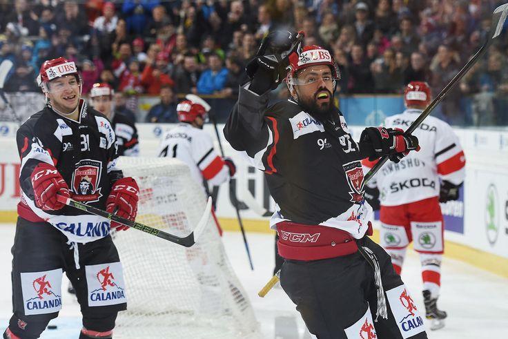 Jarusek schiesst Mountfield zum Sieg | Spengler Cup
