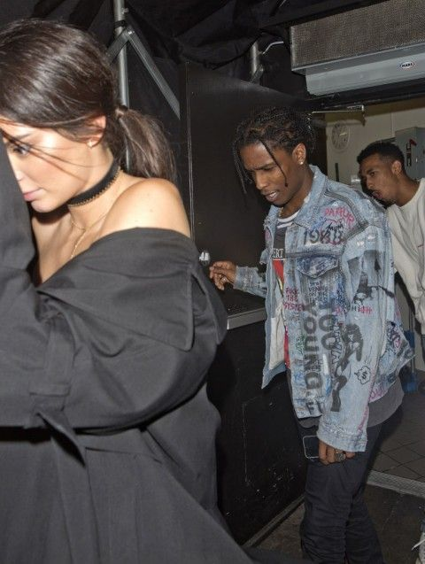 Kendall Jenner & ASAP Rocky Are Dating