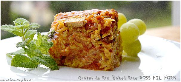 Ross Fil-Forn : Gratin de Riz Maltais / Maltese Baked Rice