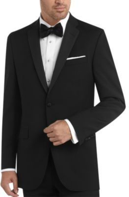 BLACK by Vera Wang Black Slim Fit Tuxedo - Tuxedos | Men's Wearhouse  This isn't the Tux I own because it wasn't available for sale at the time I purchased mine but it is the one I will add to my wardrobe in the near future.