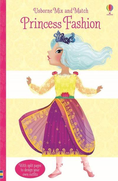 Újfajta foglalkoztatót hozott létre a kiadó idén, melynek lényege, a képek átforgatásával mindig változatos összeállításokat kapunk, miközben egy üres oldal is rendelkezésre áll, hogy kedvünkre színezzük a hercegnők haját, ruháját és cipőjét! Így összesen több, mint 20.000 variáció születhet meg!