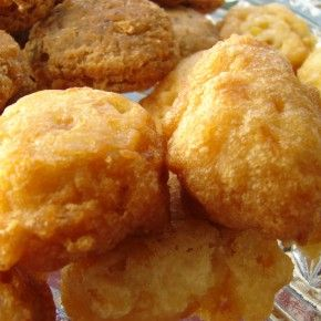 Old Fashion Corn Fritters   Looks delicious can't wait to try them!