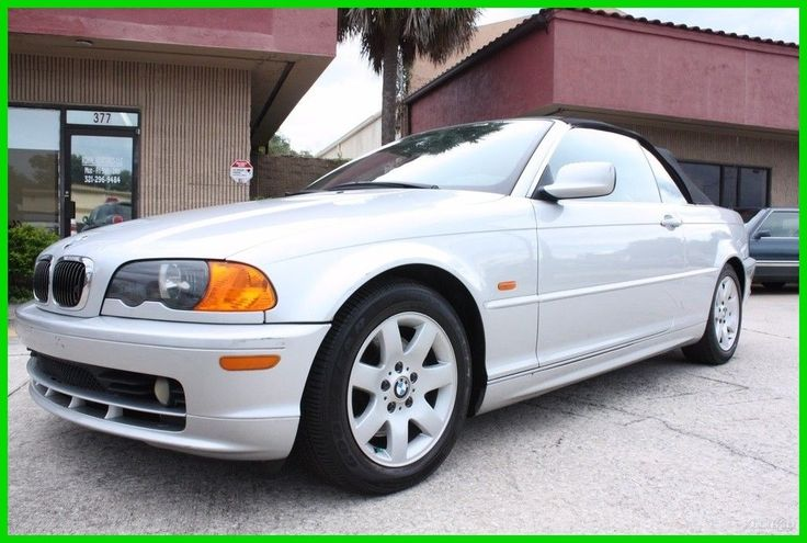 Nice BMW 2017: 2001 BMW 3-Series 325CI CONVERTIBLE CARFAX FLORIDA NO RESERVE! 2001 BMW 325CI CONVERTIBLE CARFAX FLORIDA NO RESERVE! Check more at http://24auto.ga/2017/bmw-2017-2001-bmw-3-series-325ci-convertible-carfax-florida-no-reserve-2001-bmw-325ci-convertible-carfax-florida-no-reserve/