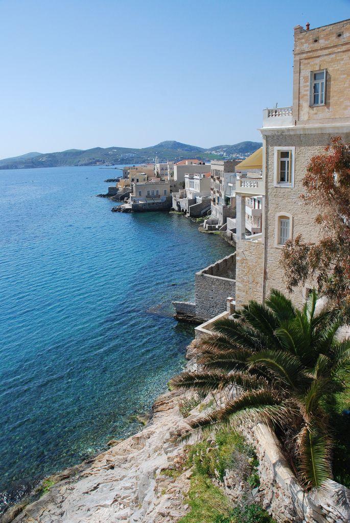 Syros Island | Flickr - Photo Sharing! #Greece #traveltoGreece #Greekislands