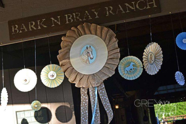 Show Pony, Pony, Horse, Equestrian Birthday Party Ideas | Photo 1 of 34 | Catch My Party