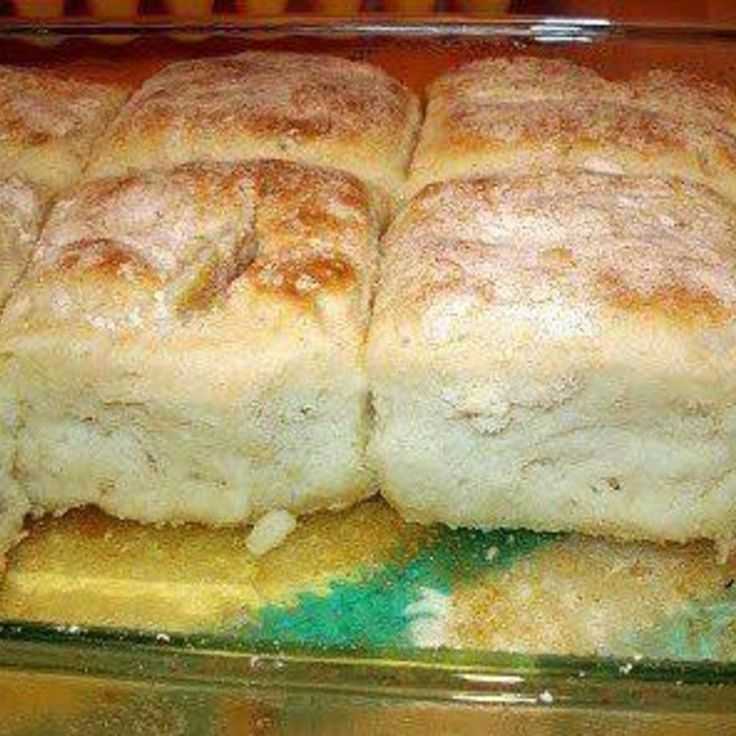7-up Bisquick Biscuits