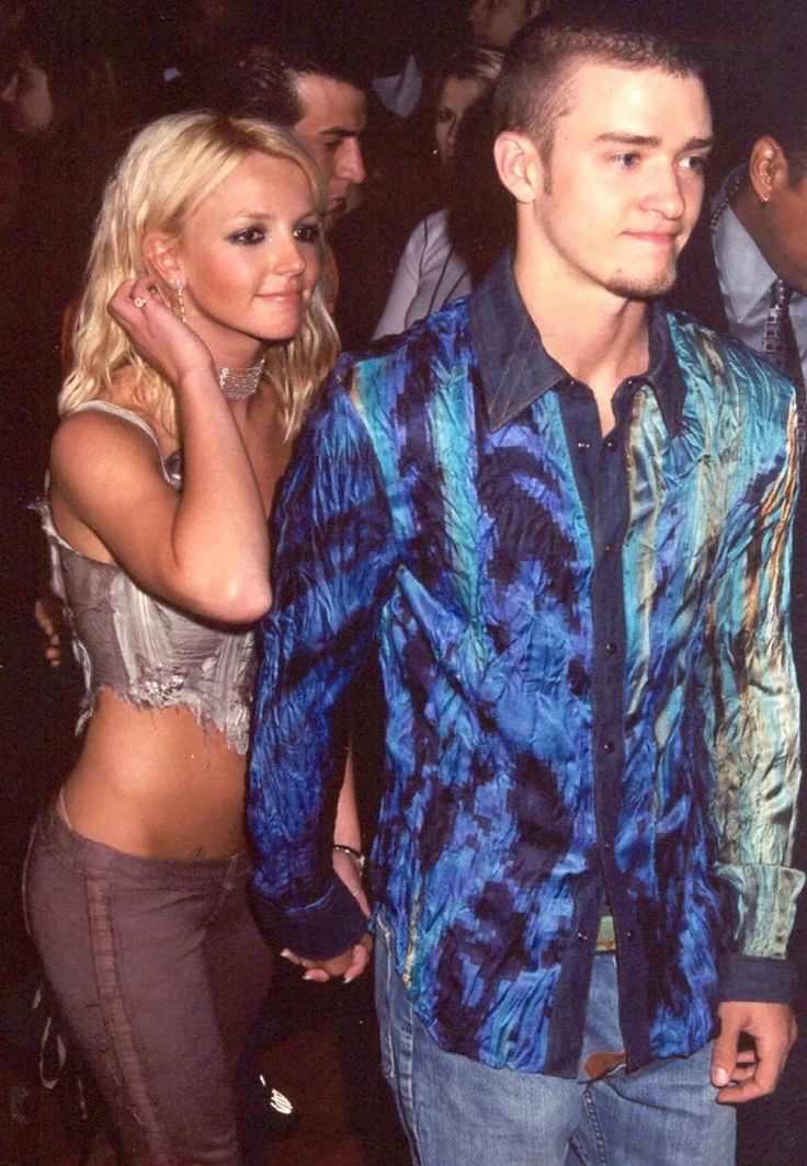 """""""First Love""""birds Justin Timberlake and Britney Spears dated from 1998-2002."""