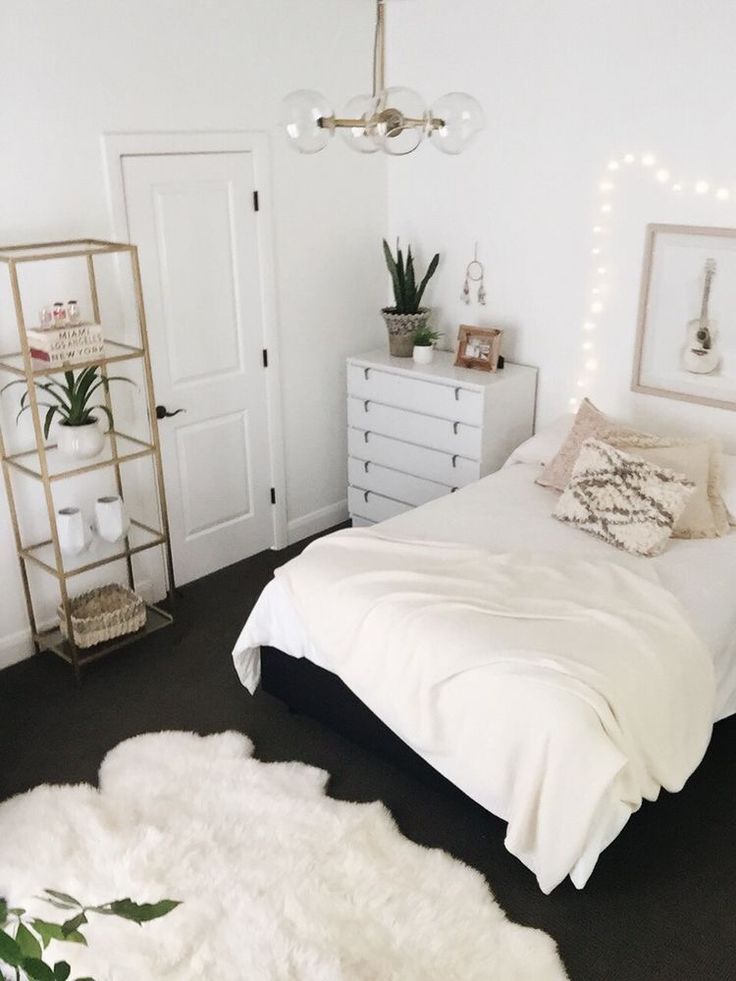 Room Decor Tumblr White Decor Pinte