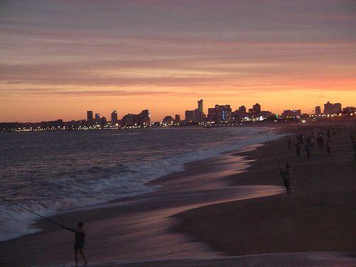 Summer 2013- Durban (surf city) South Africa!