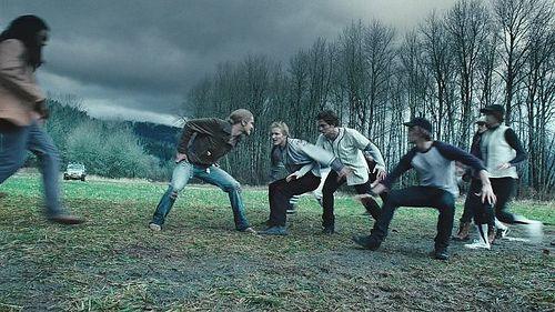 Twilight Movie- Baseball Game ATTACK! by hvyilnr, via Flickr