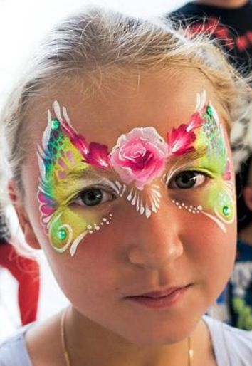 17 Best images about face painting butterfly on Pinterest ...