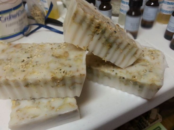 Created by Danae ! An awesome man bar ! shea butter melt ...