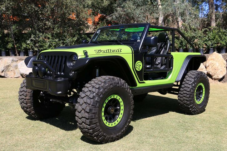V8 As Jeep Wrangler Es Gladiator Valtozatok Gyartasat Nem A