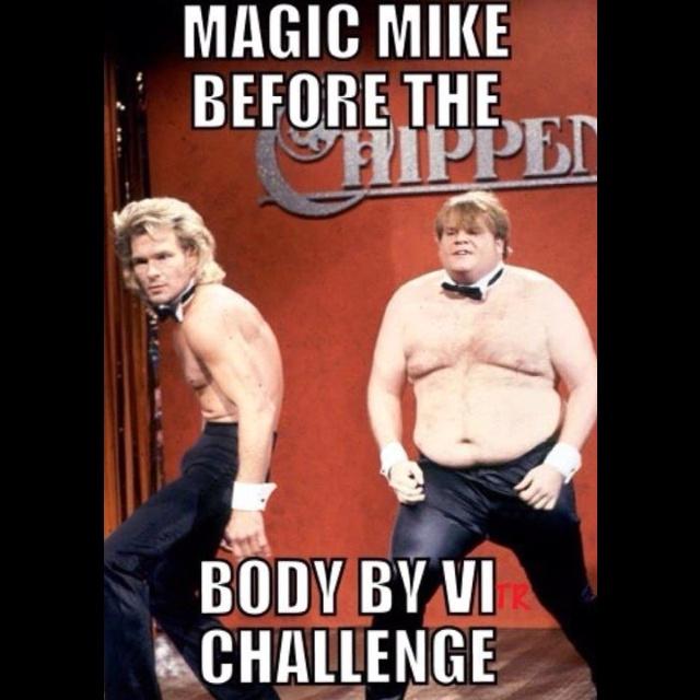 Magic Mike!!! :)