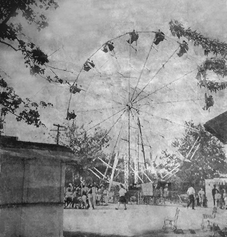 Ferris Wheel Riverview Beach Park Pennsville NJ
